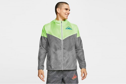Cortavientos Nike Windrunner Men's Hooded Trail Multicolor