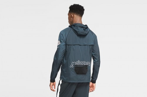 Cortavientos Nike Windrunner Wild Run Mens' Runn azul