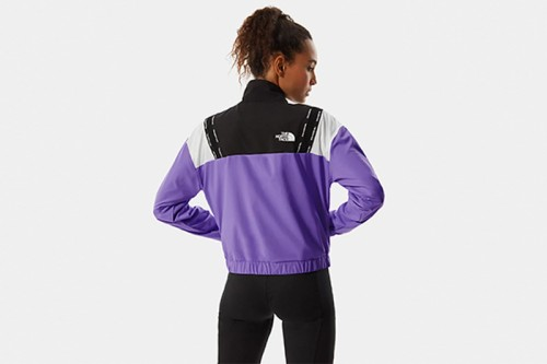 Cortavientos The North Face MOUNTAIN ATHLETICS morado