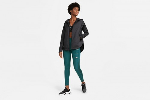 Mallas Nike Epic Fast Run Division Women's Verdes