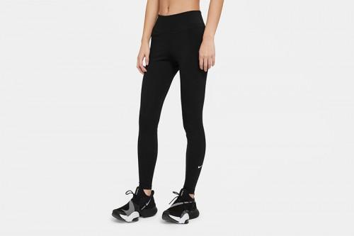 Mallas Nike One Negras