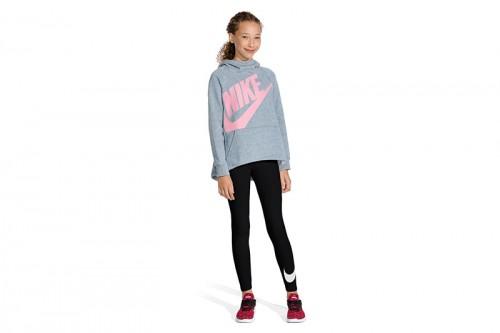 Mallas Nike Sportswear Swoosh Favorites Bi Negras