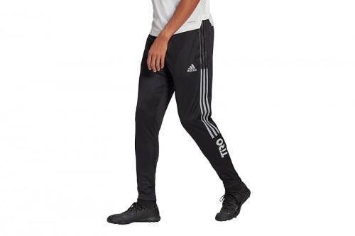 Pantalón adidas TIRO REFLECTIVE WORDING negro