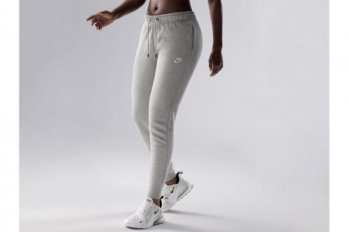 Pantalón Nike Nike Sportswear Essential Women?'s F gris
