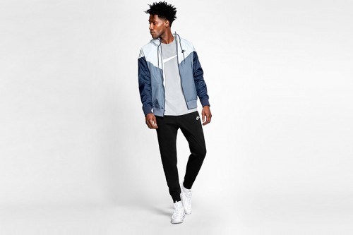 Pantalón Nike Sportswear Club Men's Jersey J negro