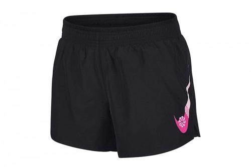 Pantalón Nike W NK ICNCLSH 10K SHORT GX negro