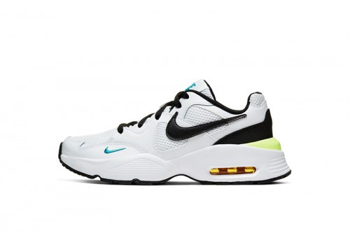 Zapatillas Nike Air Max Fusion Big Kids' Shoe Negras