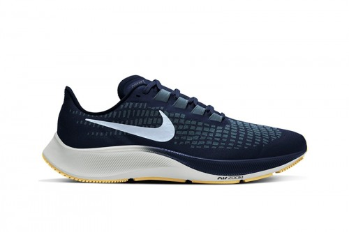 Zapatillas Nike Air Zoom Pegasus 37 Men's Runn Azules