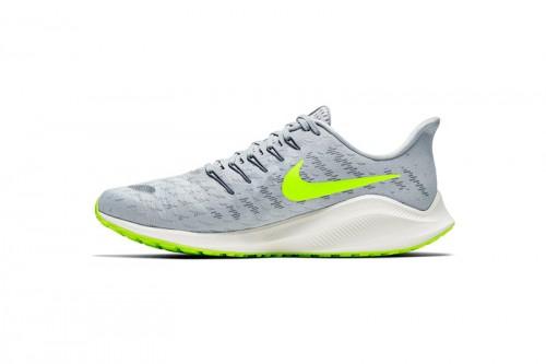 Zapatillas Nike Air Zoom Vomero 14 Men's Runni Grises