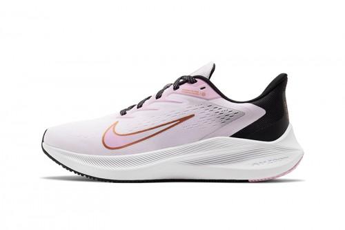 Zapatillas Nike Air Zoom Winflo 7 Women's Runn Rosas