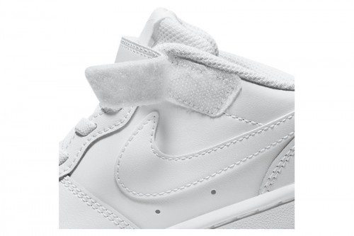 Zapatillas Nike Court Borough Low 2 Little Kid Blancas