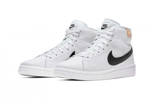 Zapatillas Nike Court Royale 2 Mid Blancas
