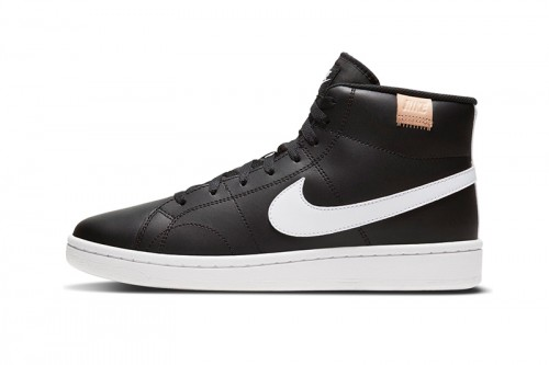 Zapatillas Nike Court Royale 2 Mid Negras
