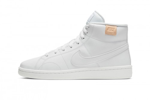 Zapatillas Nike Court Royale 2 Mid Sho Blancas