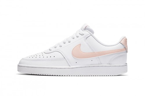 Zapatillas Nike Court Vision Low Blancas