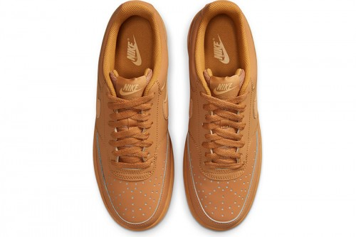 Zapatillas Nike Court Vision Low Men Shoe Marrones
