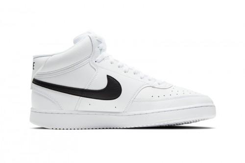 Zapatillas Nike Court Vision Mid Men's Shoe Blancas