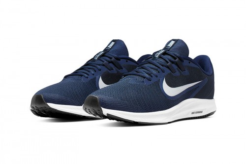 Zapatillas Nike Downshifter 9 Men's Running Sh Azules