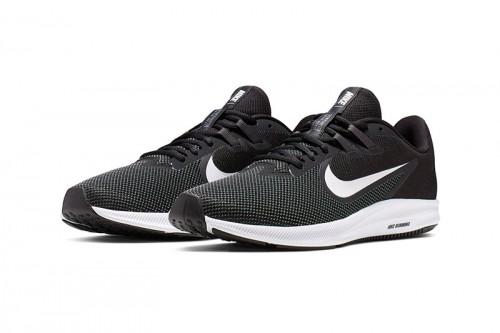 Zapatillas Nike Downshifter 9 Men's Running Sh Negras