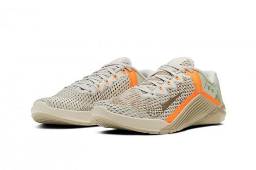 Zapatillas Nike Metcon 6 Training Naranjas