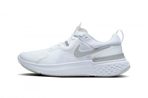 Zapatillas Nike React Miler Blancas