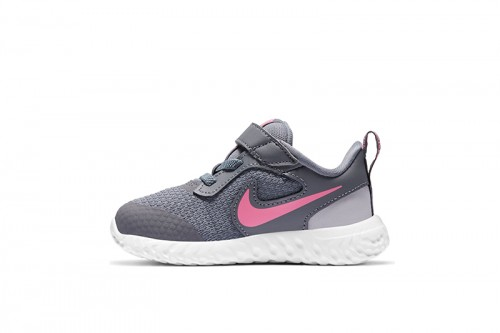Zapatillas Nike Revolution 5 Baby/Toddler Shoe Grises