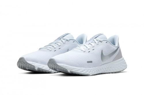 Zapatillas Nike Revolution 5 Women's Running S Blancas