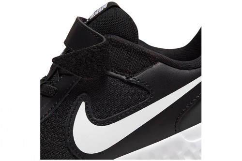 Zapatillas Nike Revolution 5 Little Kids Shoe Negras