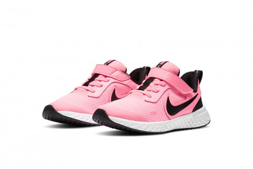 Zapatillas Nike Revolution 5 Little Kids' Shoe Rosas