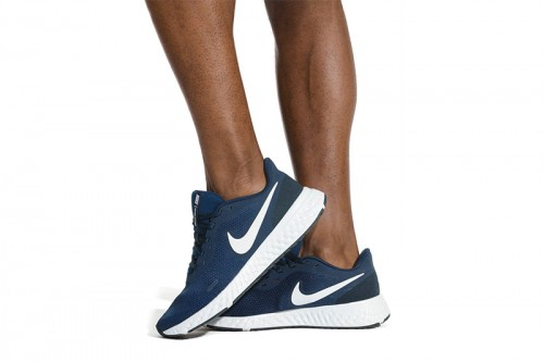 Zapatillas Nike Revolution 5 Men's Running Sho Azules