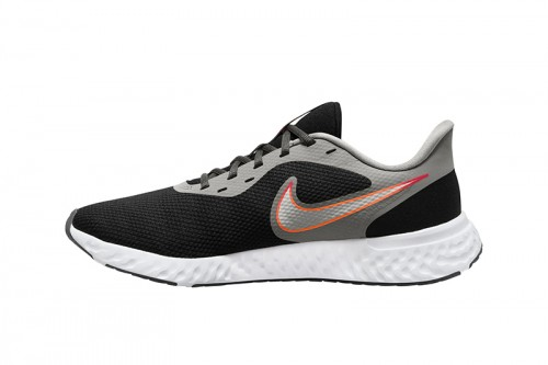 Zapatillas Nike Revolution 5 Men's Running Sho Negras