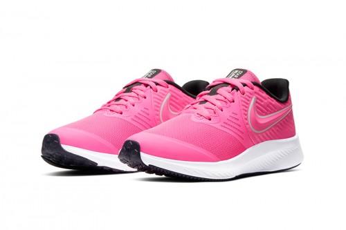 Zapatillas Nike Star Runner 2 Big Kids' Runnin Rosas
