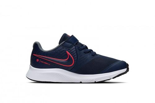 Zapatillas Nike Star Runner 2 Little Kids Shoes Azules