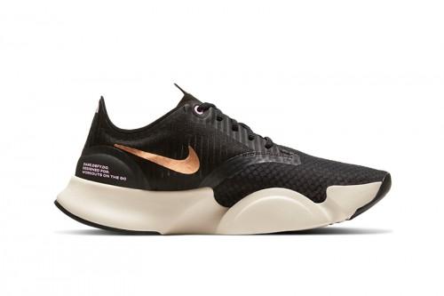 Zapatillas Nike SuperRep Go Women's Training S Negras