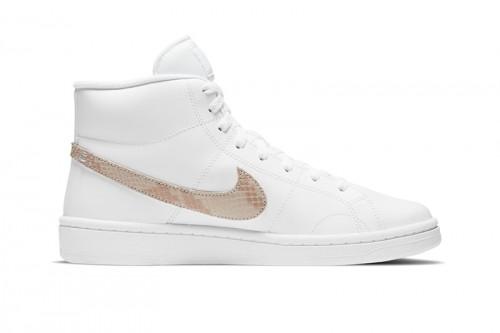 Zapatillas Nike COURT ROYALE 2 MID Blancas