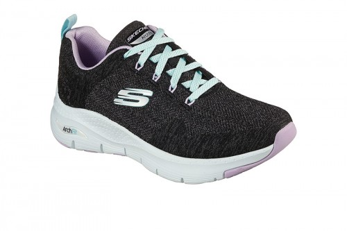 Zapatillas Skechers ARCH FIT - COMFY WAVE Negras