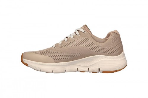 Zapatillas Skechers ARCH FIT Marrones