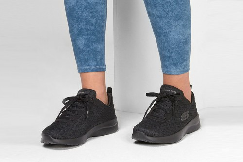 Zapatillas Skechers DYNAMIGHT 2.0-EYE TO EYE Negras