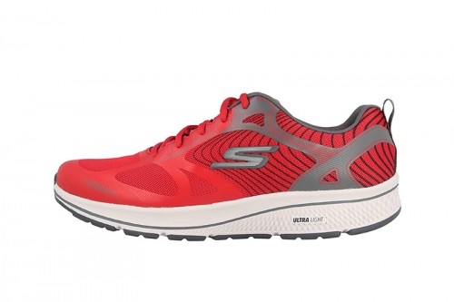 Zapatillas Skechers GO RUN CONSISTENT- FLEET RUSH Rojas