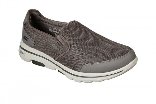 Zapatillas Skechers GO WALK 5 - DELCO Marrones