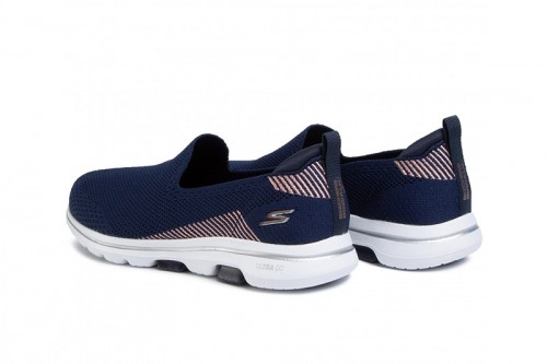 Zapatillas Skechers GO WALK 5 - PRIZED Azules