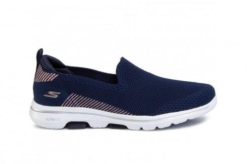 Zapatillas Skechers GO WALK 5 - PRIZED Azules