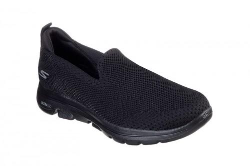 Zapatillas Skechers GO WALK 5 - PRIZED Negras