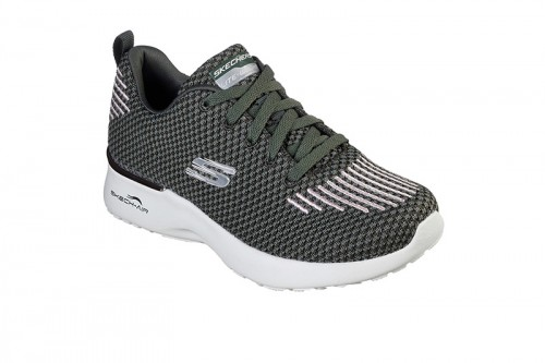 Zapatillas Skechers SKECH-AIR DYNAMIGHT Verdes