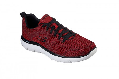 Zapatillas Skechers SUMMITS-BRISBANE Rojas