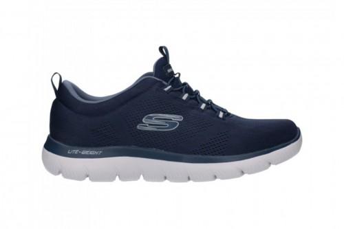 Zapatillas Skechers SUMMITS - LOUVIN Azules