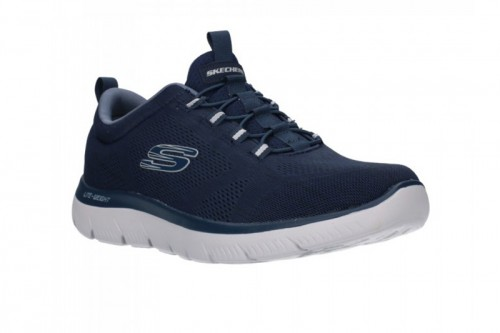 Zapatillas Skechers SUMMITS - LOUVIN Azules