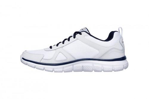 Zapatillas Skechers TRACK- SCLORIC Blancas