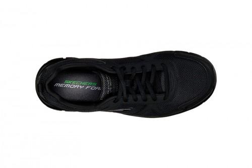 Zapatillas Skechers TRACK- SCLORIC Negras