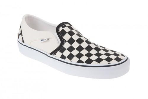 Zapatillas Vans WM Asher Blancas